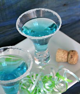 Midnight Kiss Cocktail