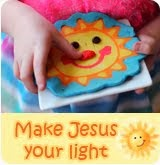Make Jesus your Light!