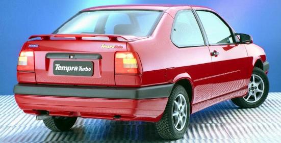 Fiat-Tempra-Turbo-traseira