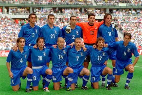 Por Camiseta Nike Selección Mundial 1998 Una Día Italia 54nFqd5TX