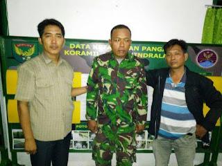 Ngaku Anggota TNI, Eko Budiyanto Peras Pedagan Pecel lele