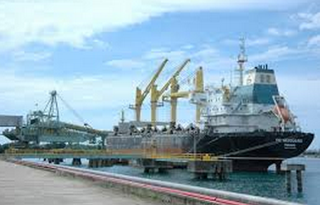 Import Eskport less Route Port Krueng Geukeuh Limited