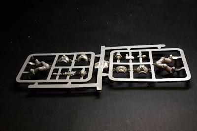 Matriz de marines espaciales de finales de los noventa