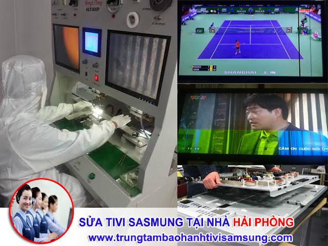 Dịch vụ sửa tivi Samsung tại nhà Hải Phòng Uy tín| 098.448.1990