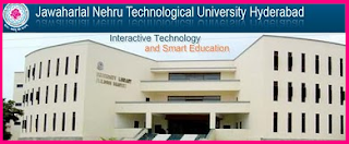 jntu hyd mtech notification 2013