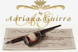Estúdio de Caligrafia Adriana Guirro