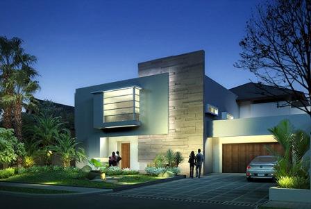 Title: [+] Tip Memilih Desain Eksterior Rumah ; Written by ; Rating: 5 ...