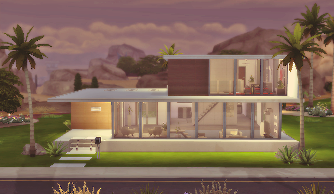 My Sims 4 Blog House 06 By Via Sims