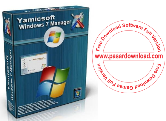 Free Download Windows 7 Manager 4.3.9 Final