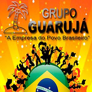 Produtos Grupo Guarujá cestas de alimentos e sandálias
