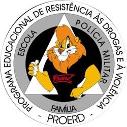 POLICIA MILITAR FORMA 161 ESTUDANTES NO PROERD