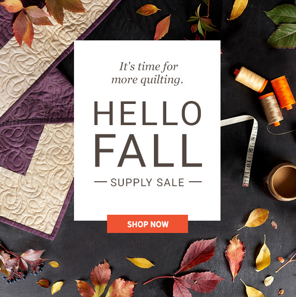 Craftsy's New Launch Supply Sale