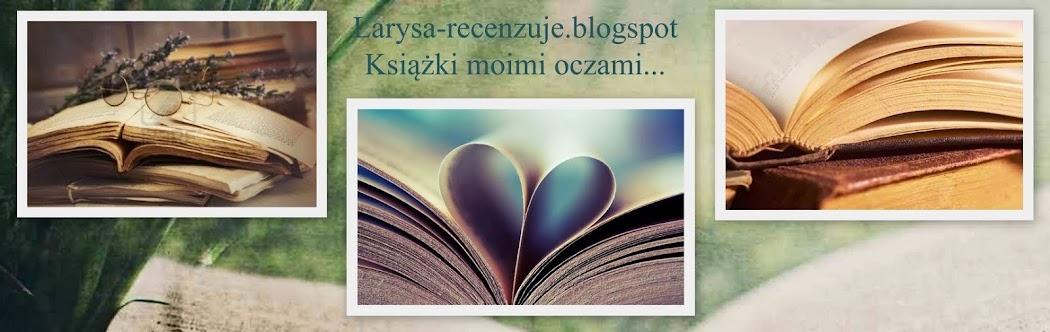 Książki moimi oczami