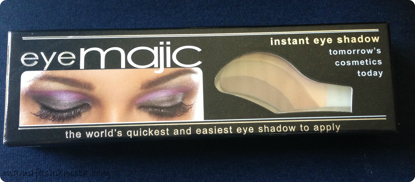 Mama Fashionista: Chic Your Eyes with Ease with Eye Majic!