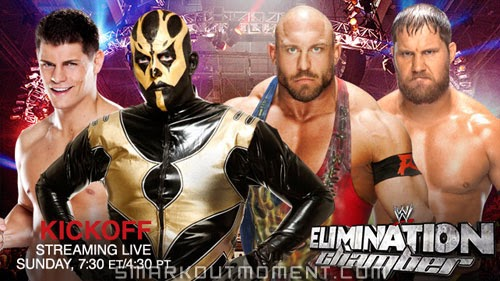 break up feud Cody Rhodes vs Goldust split up WrestleMania match