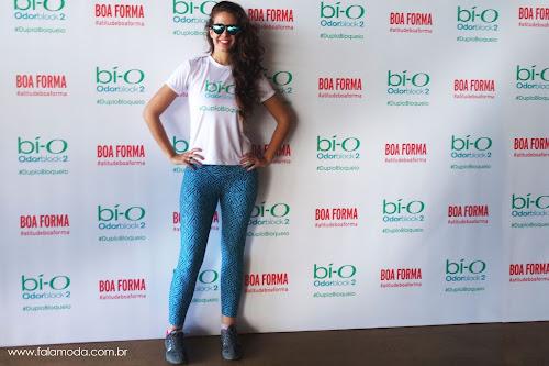 Evento Garnier-Bio ODOR BLOCK 2 + BOA FORMA