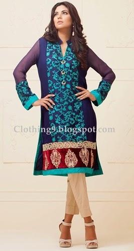 Zainab Chottani Ready to Wear 2015