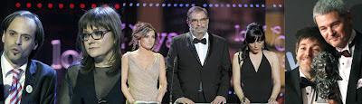 Gala Premios Goya 2012: Coixet, Ángel de la Cruz, Paco Roca...