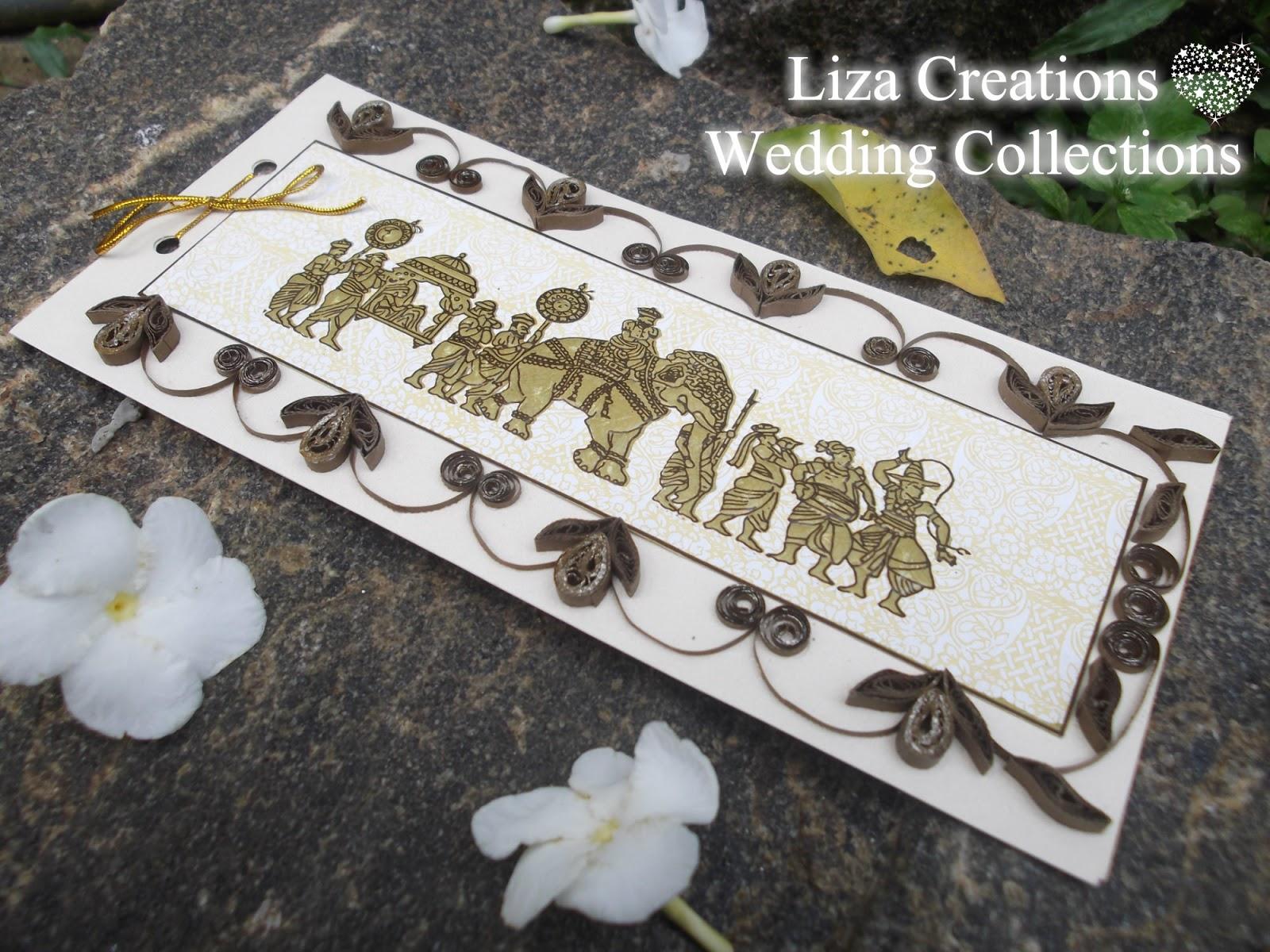 Liza Creations Wedding Collection Traditional Kandiyan Wedding