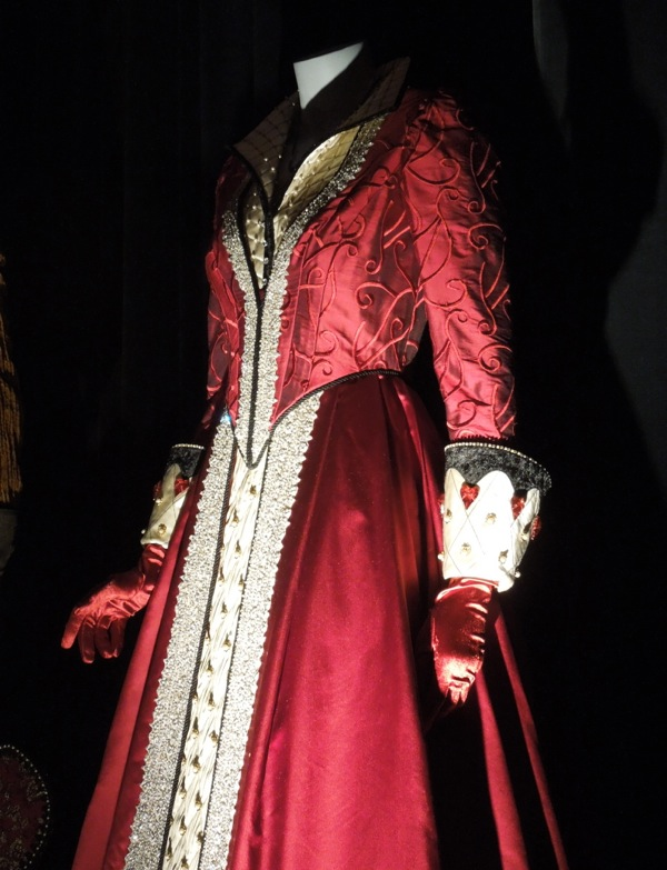 Queen of Hearts Once Upon a Time costume