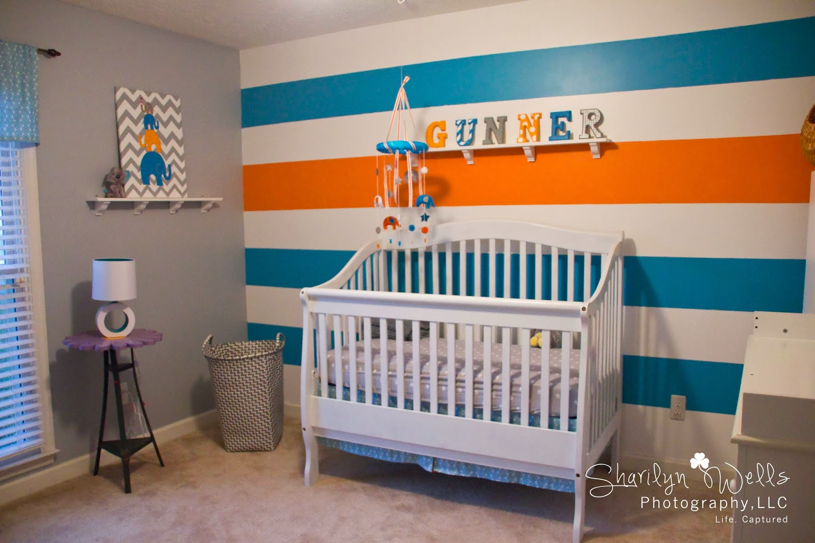 Baby Nursery Personal Fayetteville N C Photographer