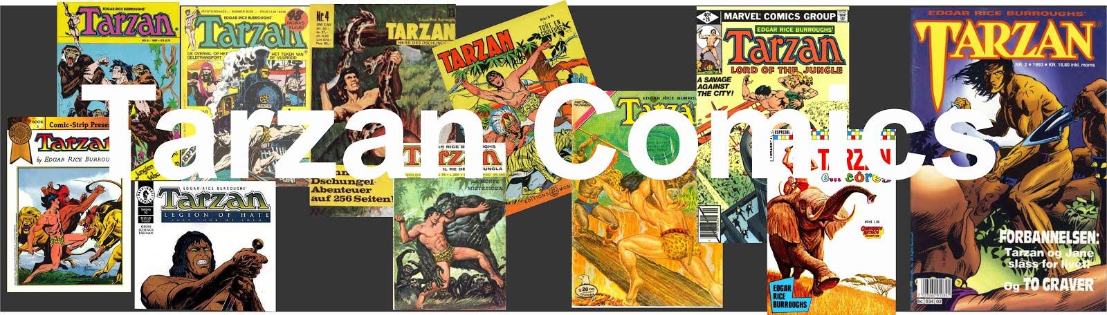 TarzanComics