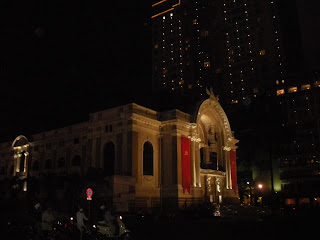 Municipal Theatre Saigon