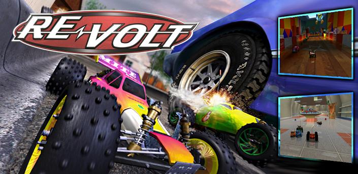 RE-VOLT Classic(Premium) - 3D v1.1.7 APK MOD