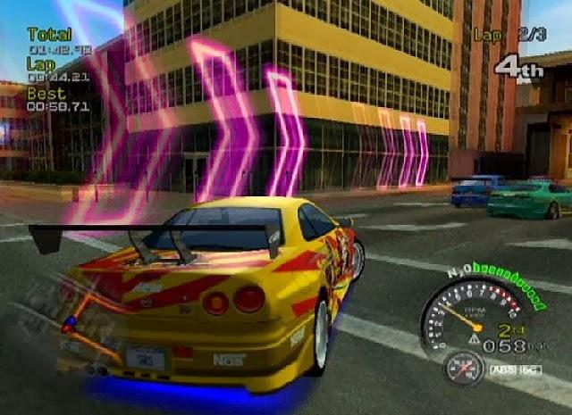 PC Street Racing Syndicate SaveGame - Game Save Download file
