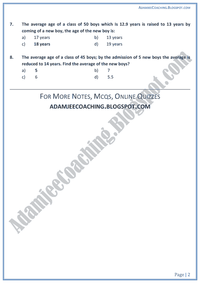 New-Entry-Problems-aptitude-test-preparation-for-mba-bba
