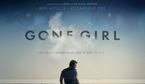 Recent Post: GONE GIRL