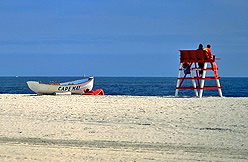 Cape May Lifeguard Stand