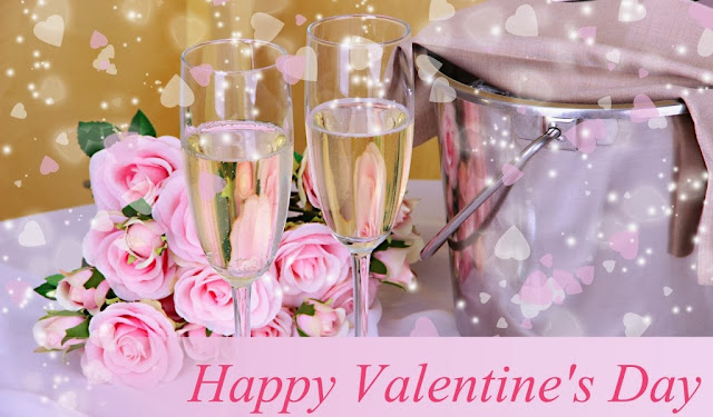 Happy Valentine s Day - Feliz San valentin