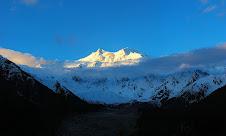 Sun Rise at Nanga Parbat