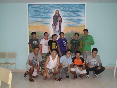 Formação e animação missionária em Manaus/AM