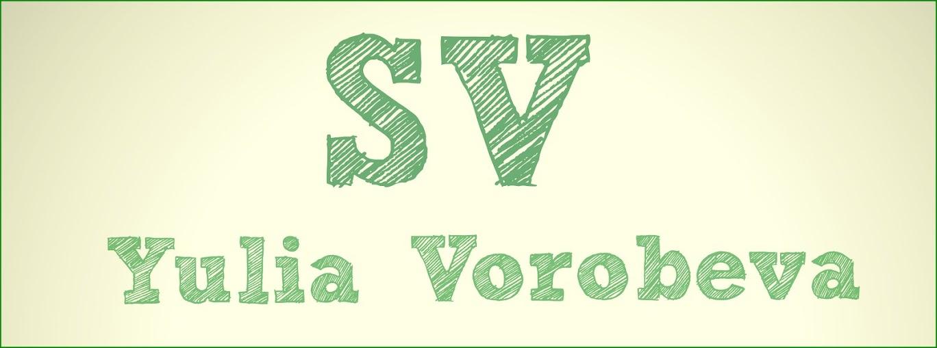 SV Yulia Vorobeva