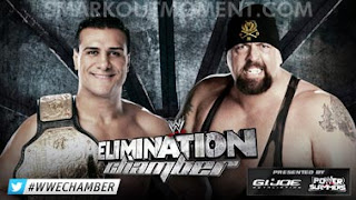 Watch WWE Elimination Chamber 2013 Alberto Del Rio vs Big Show Match Online Free