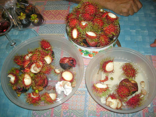 Rambutn (Nephelium lappaceum)