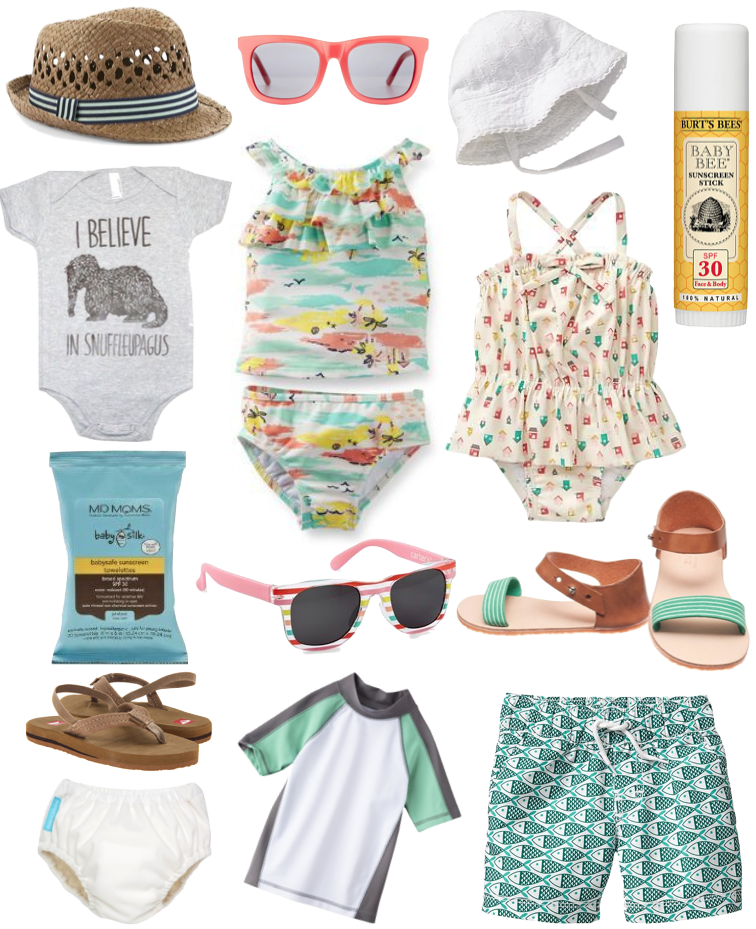 Summer Baby Essentials