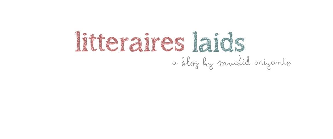 littéraires laids