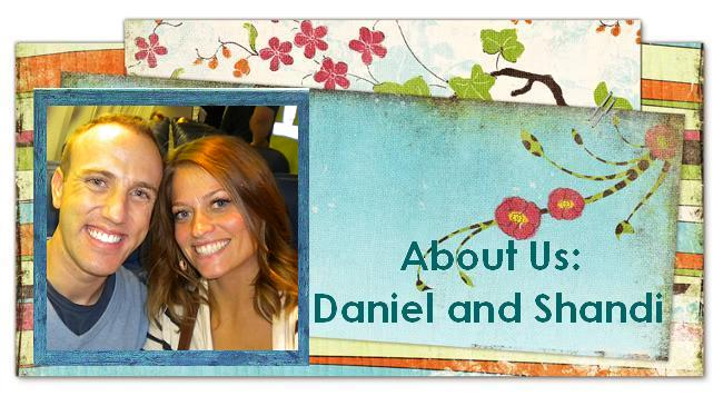 About Us : Daniel and Shandi