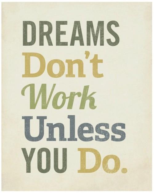 dream quotation