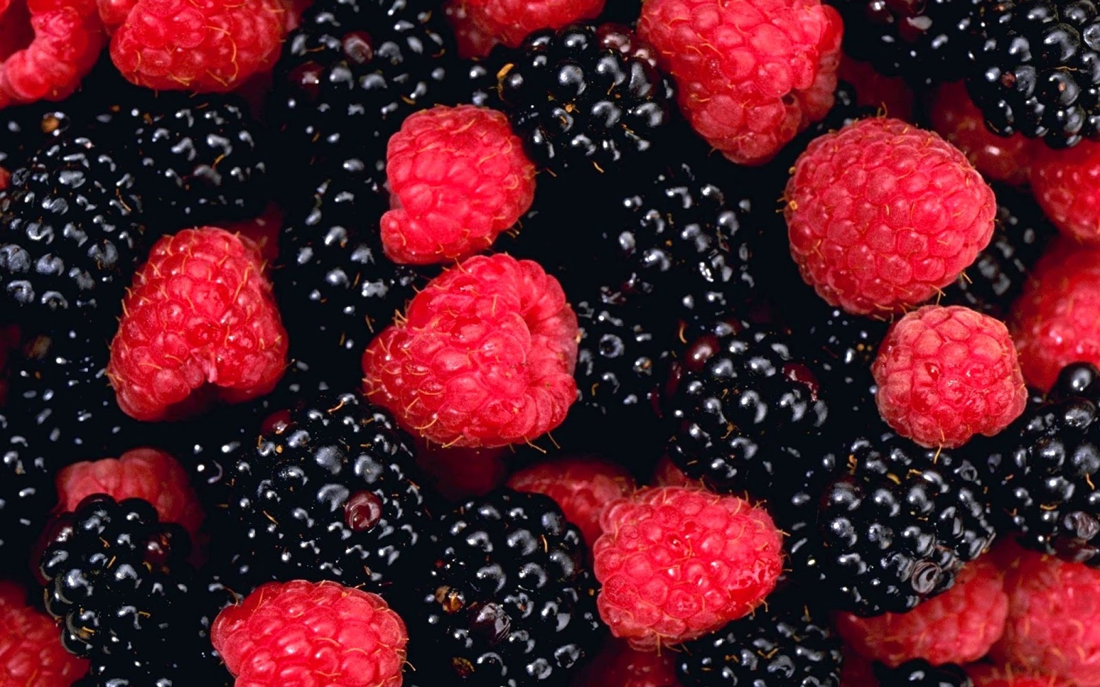 Fruits 3d wallpapers - Good Morning Blackberry Fruit Wallpaper