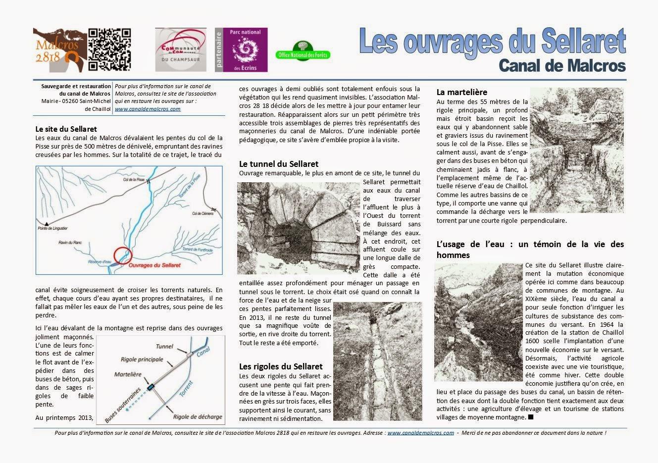 http://www.canaldemalcros.com/docs/A4_Les_ouvrages_du_Sellaret.pdf