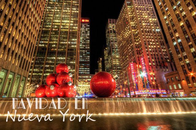 10 cosas a hacer esta Navidad en New York