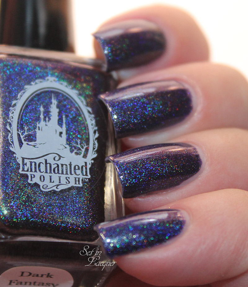 Enchanted Polish Dark Fantasy - direct lighting