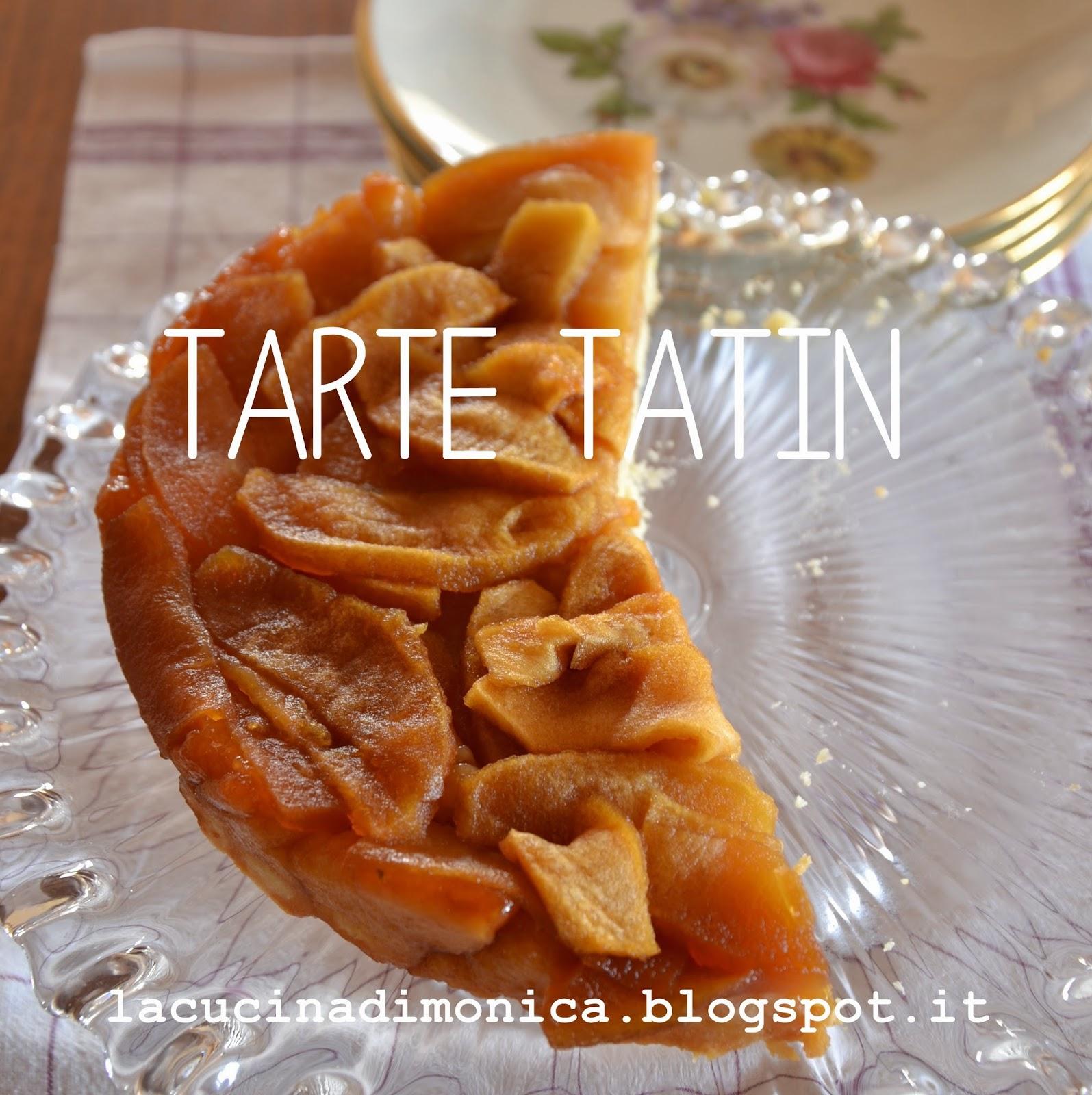 tarte tatin ovvero una torta nata da un errore