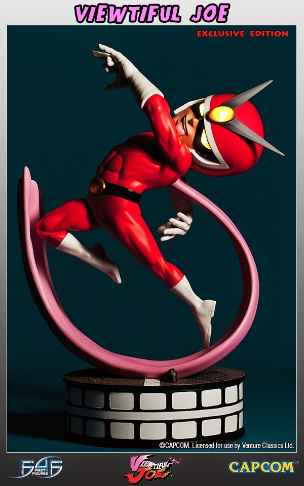 Viewtiful Joe Exclusive version