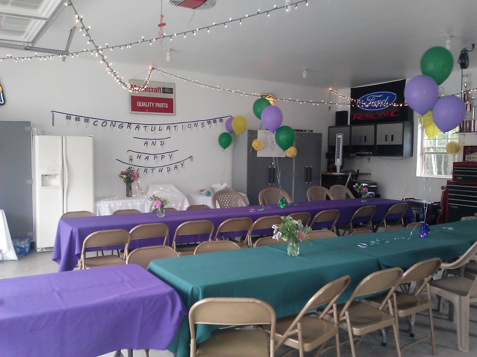 Handcrafted Occasions A Casual Graduation18th Birthday