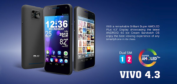 World's first dual-SIM smartphone with Super AMOLED Plus